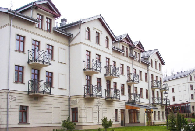 COTTONINA health resort hotel in Poland mineral springs SPA Sudety mountains